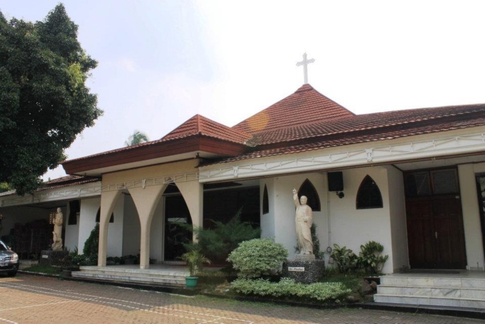 Gedung Gereja Paroki St. Paulus Depok