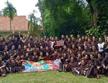 90 Tahun OFM Meraga di Indonesia