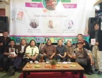 Membangun Indonesia optimis Tanpa Hoax dan Kebencian