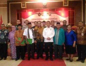 Menko Polhukam, Jenderal TNI (Purn) Wiranto, Ajak Sambut Pemilu 2019 dengan Suka Cita