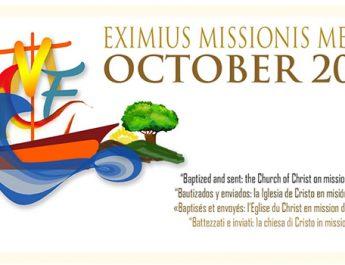 Paus Fransiskus Tetapkan Oktober 2019  sebagai Bulan Misi Luar Biasa