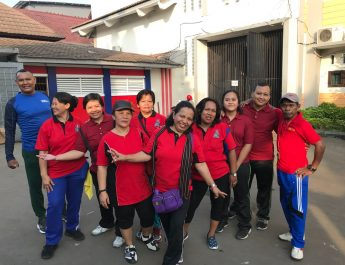Pembukaan Pesta Nama St. Paulus 2018 Digelar dalam Damai