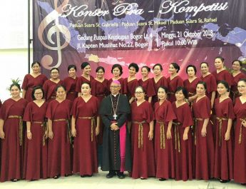 Pesparani II Ditunda, LP3KN Gelar Virtual Choir Festival