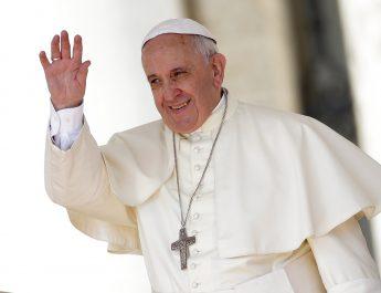 Salam Damai dari Paus Fransiskus untuk Pesta Santo Antonius dari Padua